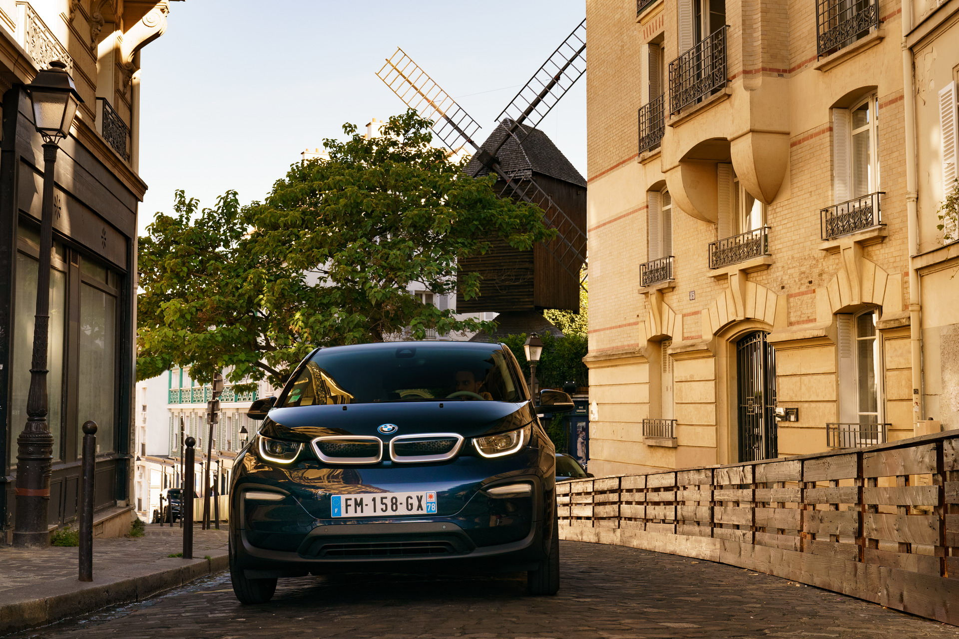 The new BMW i3 and i3s Edition WindMill 19