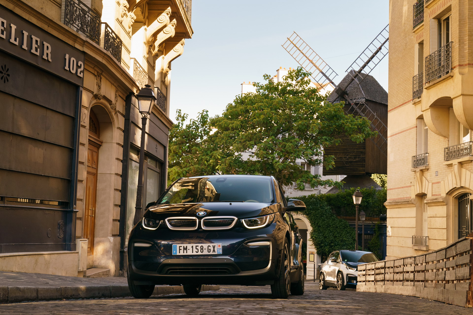 The new BMW i3 and i3s Edition WindMill 20