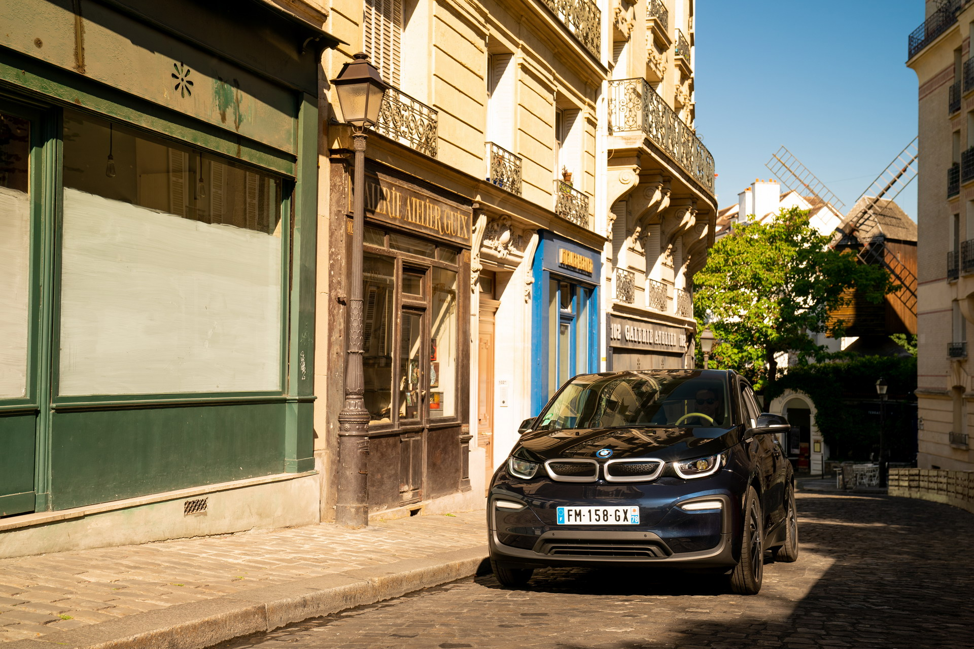 The new BMW i3 and i3s Edition WindMill 24