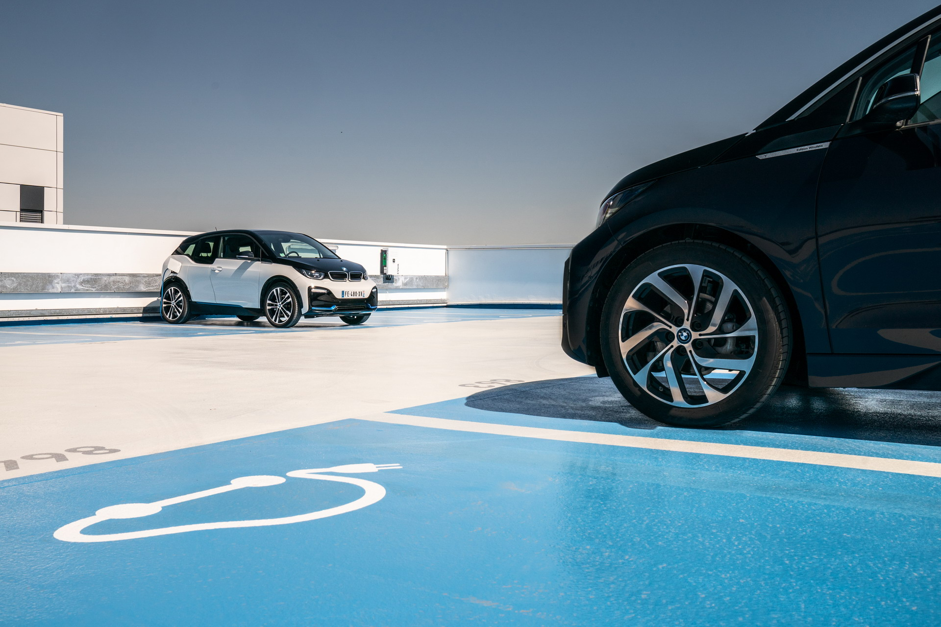 The new BMW i3 and i3s Edition WindMill 31