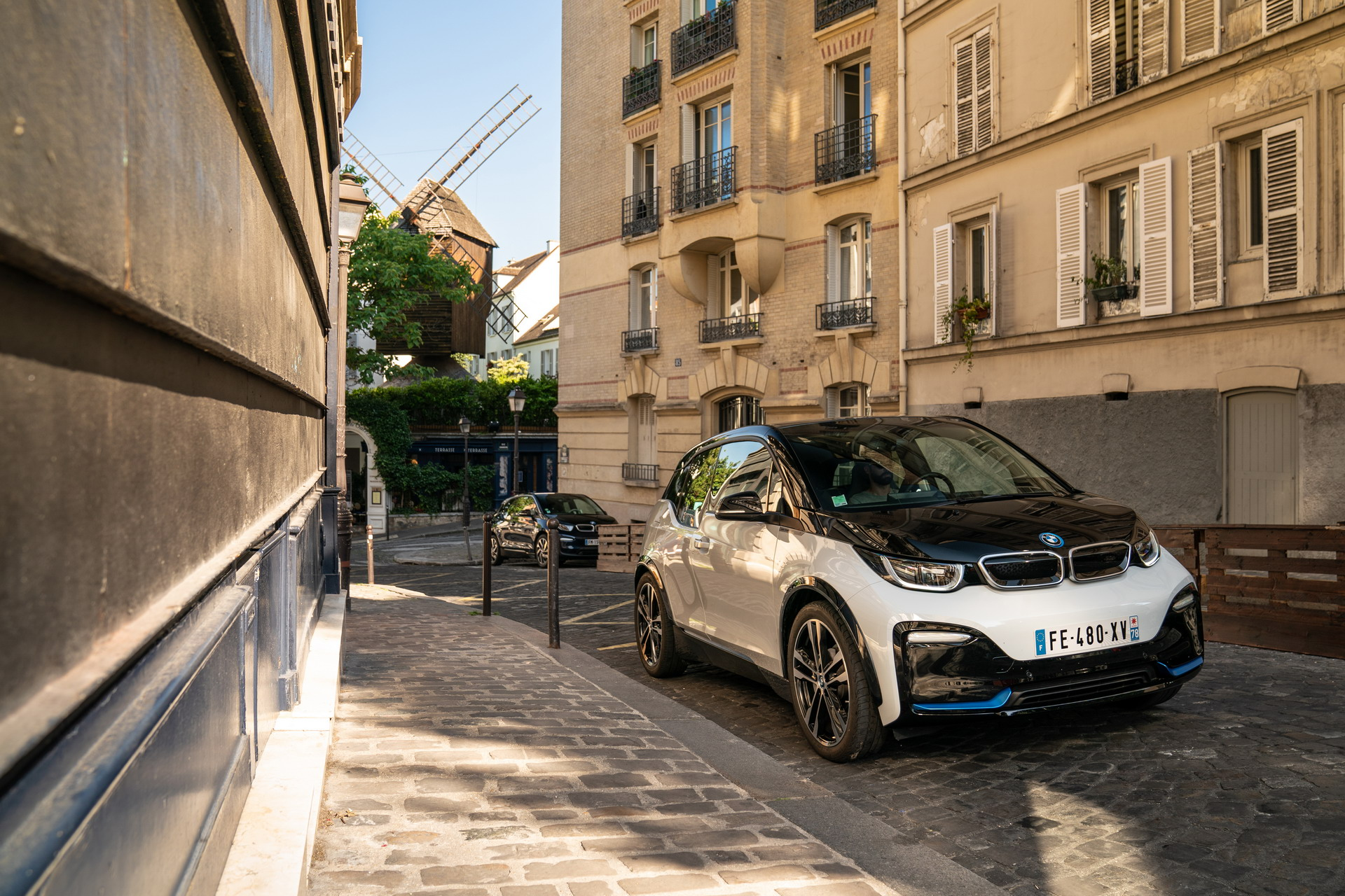 The new BMW i3 and i3s Edition WindMill 47