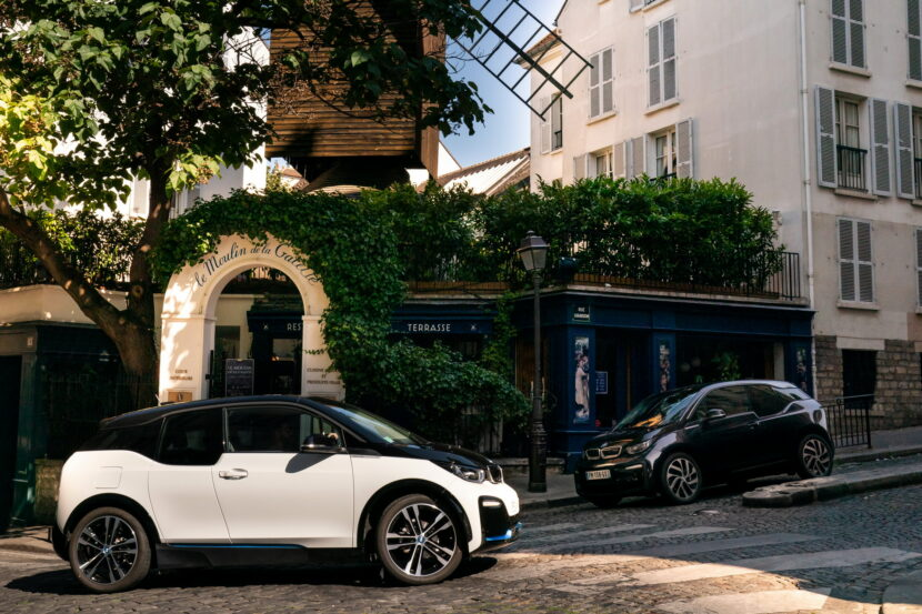 The new BMW i3 and i3s Edition WindMill 55 830x553