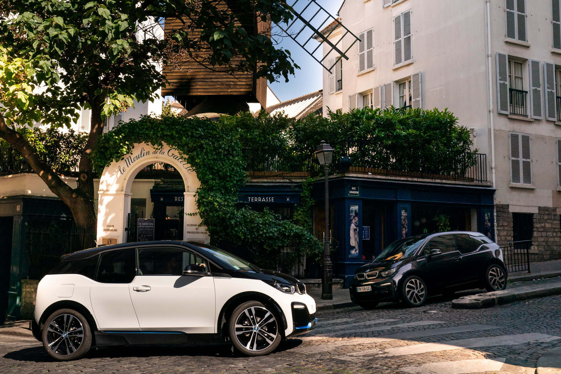 The new BMW i3 and i3s Edition WindMill 55