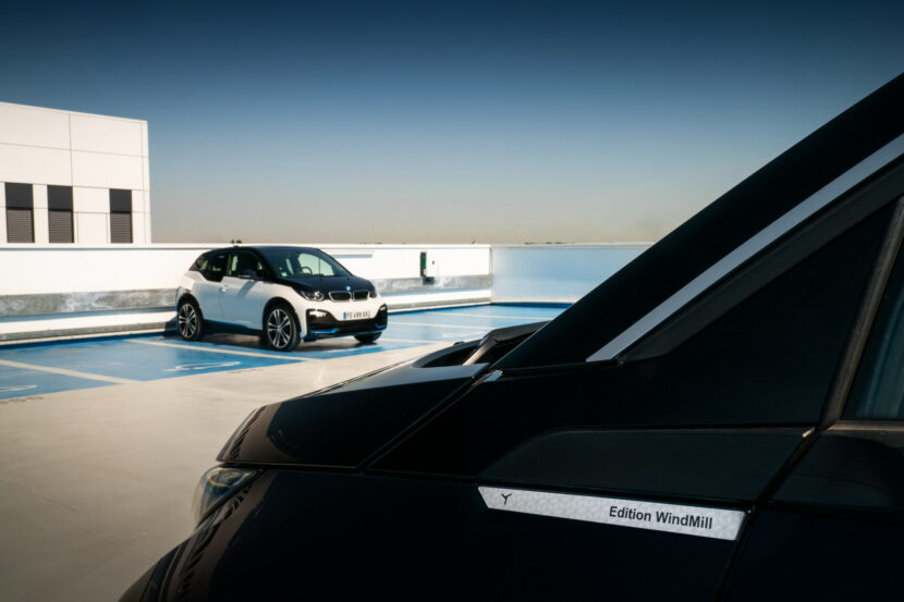The new BMW i3 and i3s Edition WindMill 58 830x553