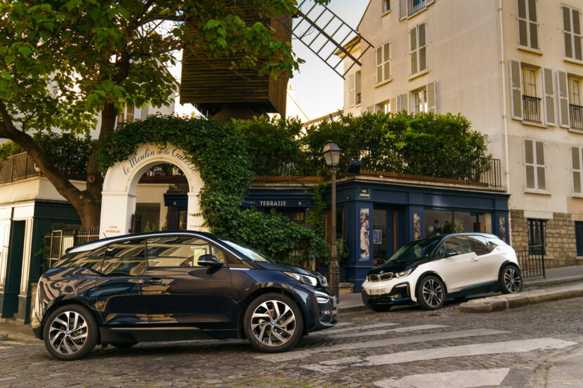 The new BMW i3 and i3s Edition WindMill 59 830x553