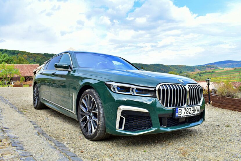 bmw 7 series british racing green 10 830x553