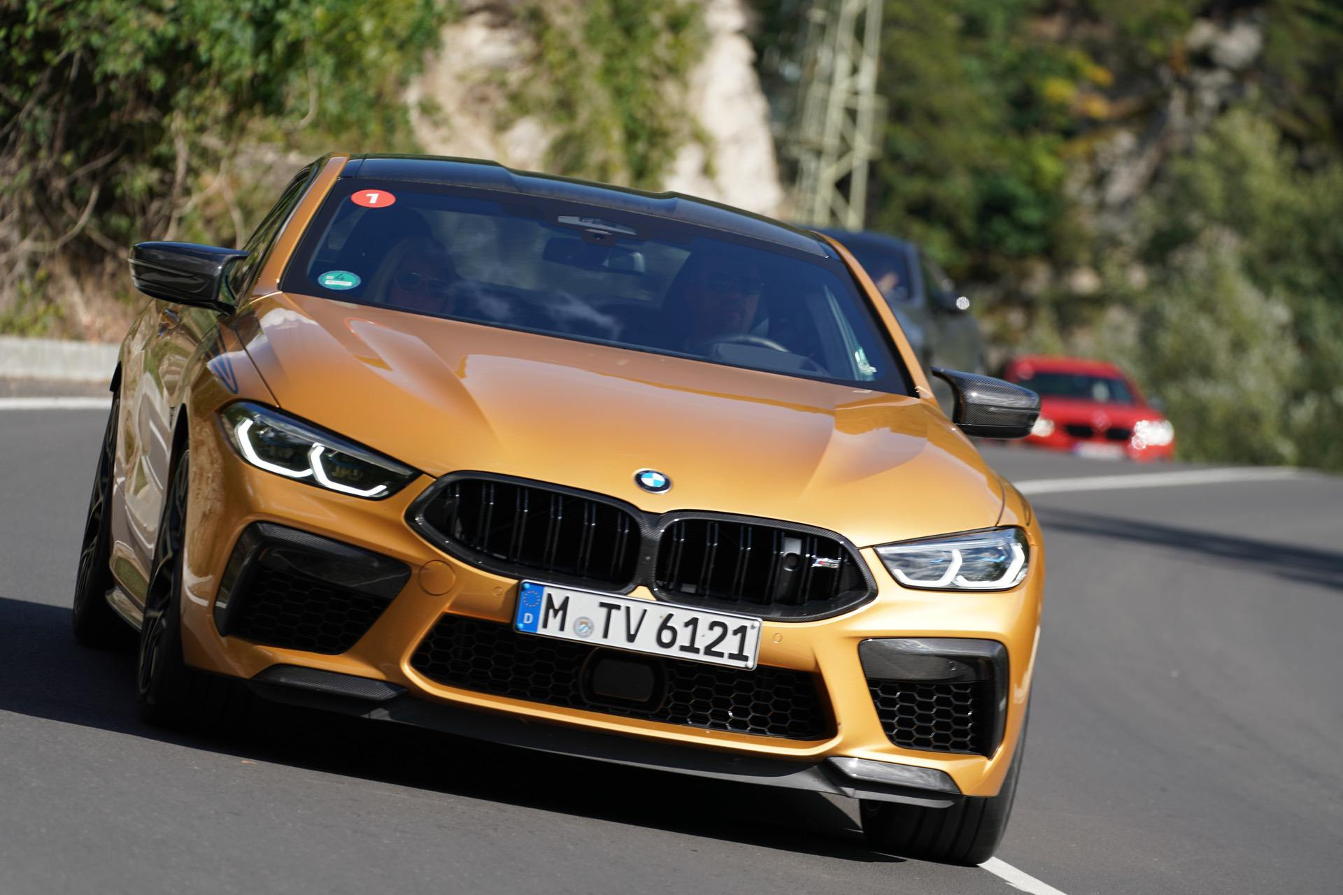 bmw m8 ceylon gold metallic 73