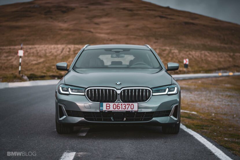 2020 bmw 520d touring test drive 53 830x553