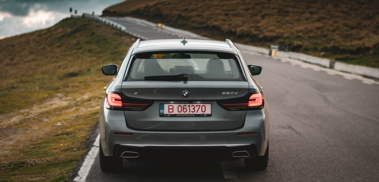 2021 Bmw 5 Series Touring Review Incremental Steps