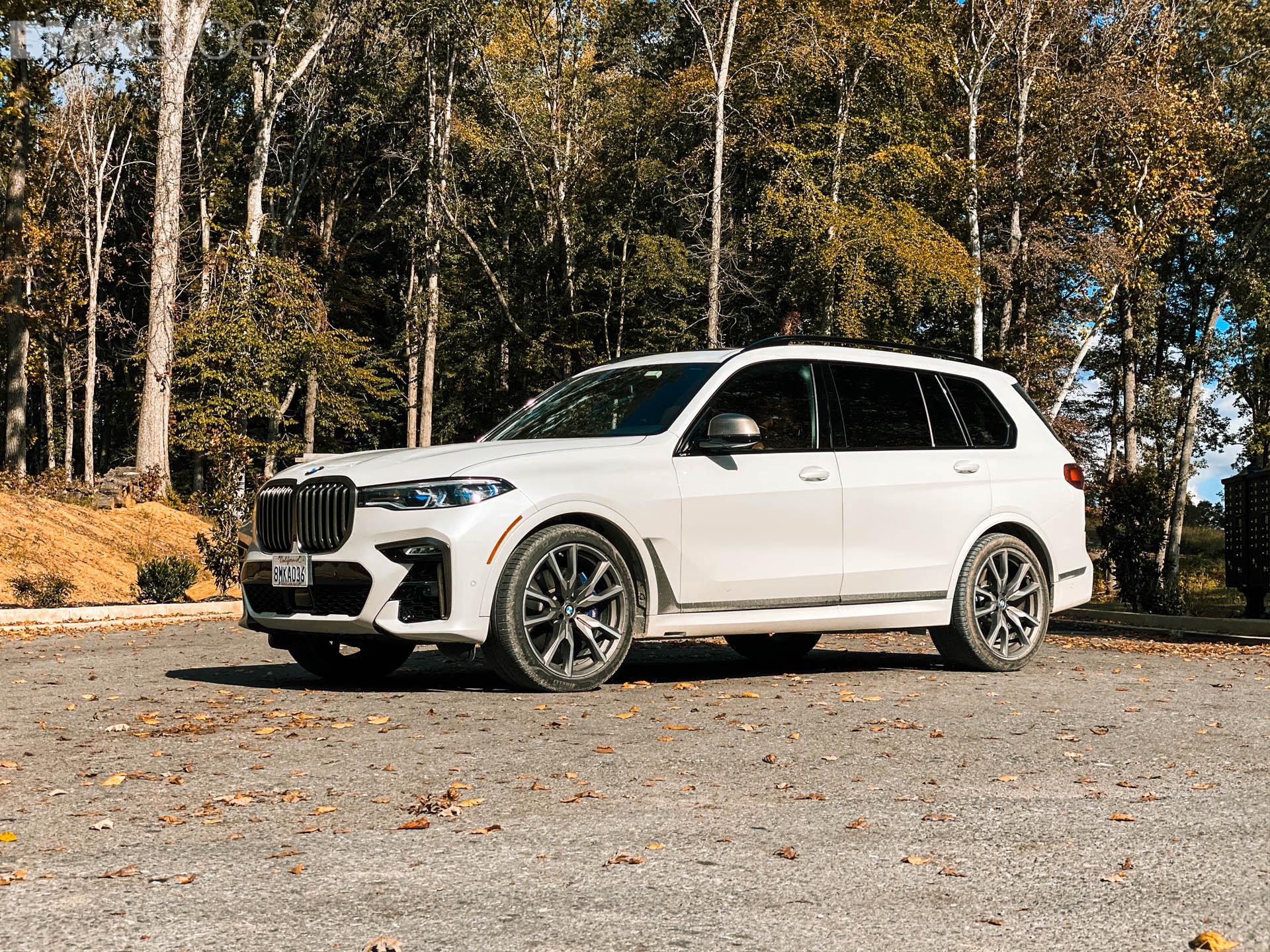 2020 bmw x7 m50i test drive 86