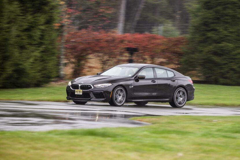 Video: BMW M8 Gran Coupe vs AMG GT63 S 4-door acceleration test