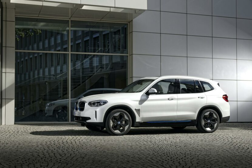 2021 bmw ix3 test drive 71 830x553