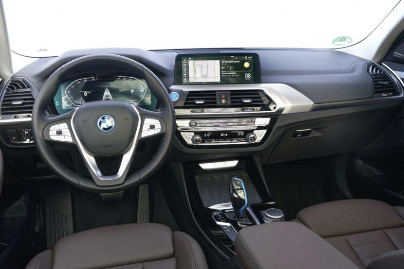 2021 bmw ix3 test drive 86 830x554