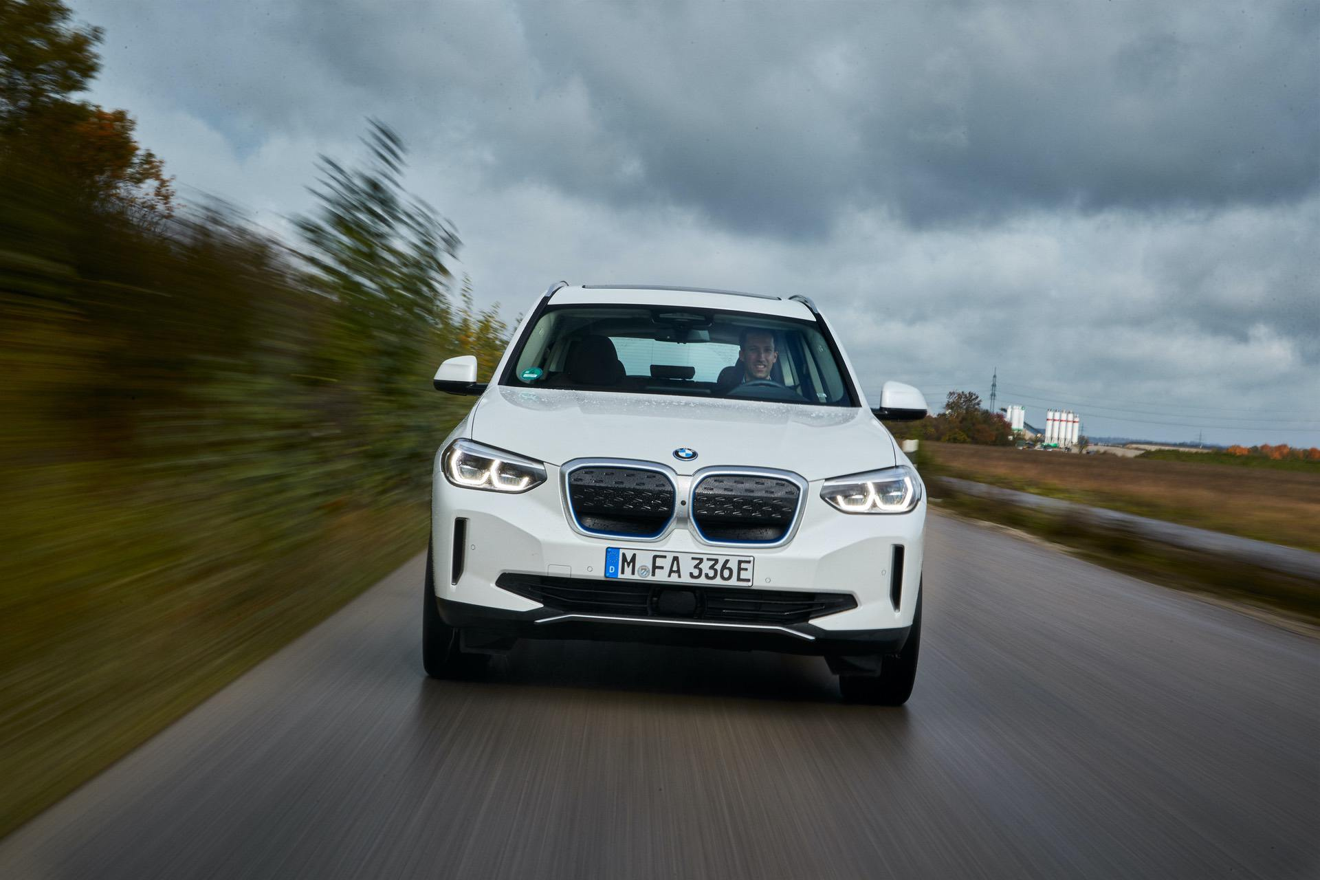 2021 bmw ix3 test drive review 29