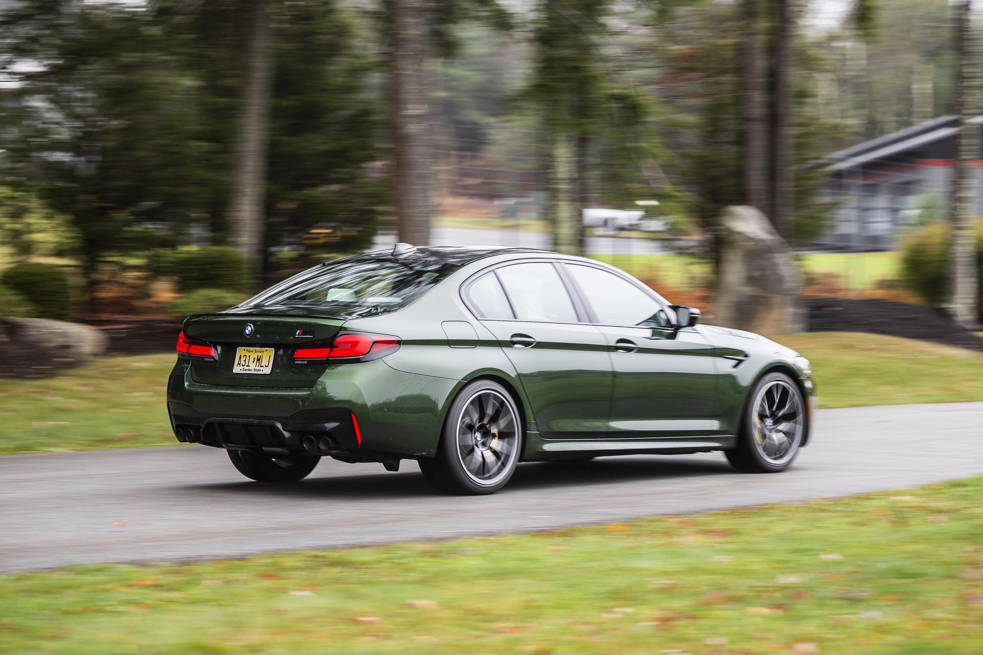 Video Bmw M5 Competition Review Goes Over All Aspects Of Refreshed Model
