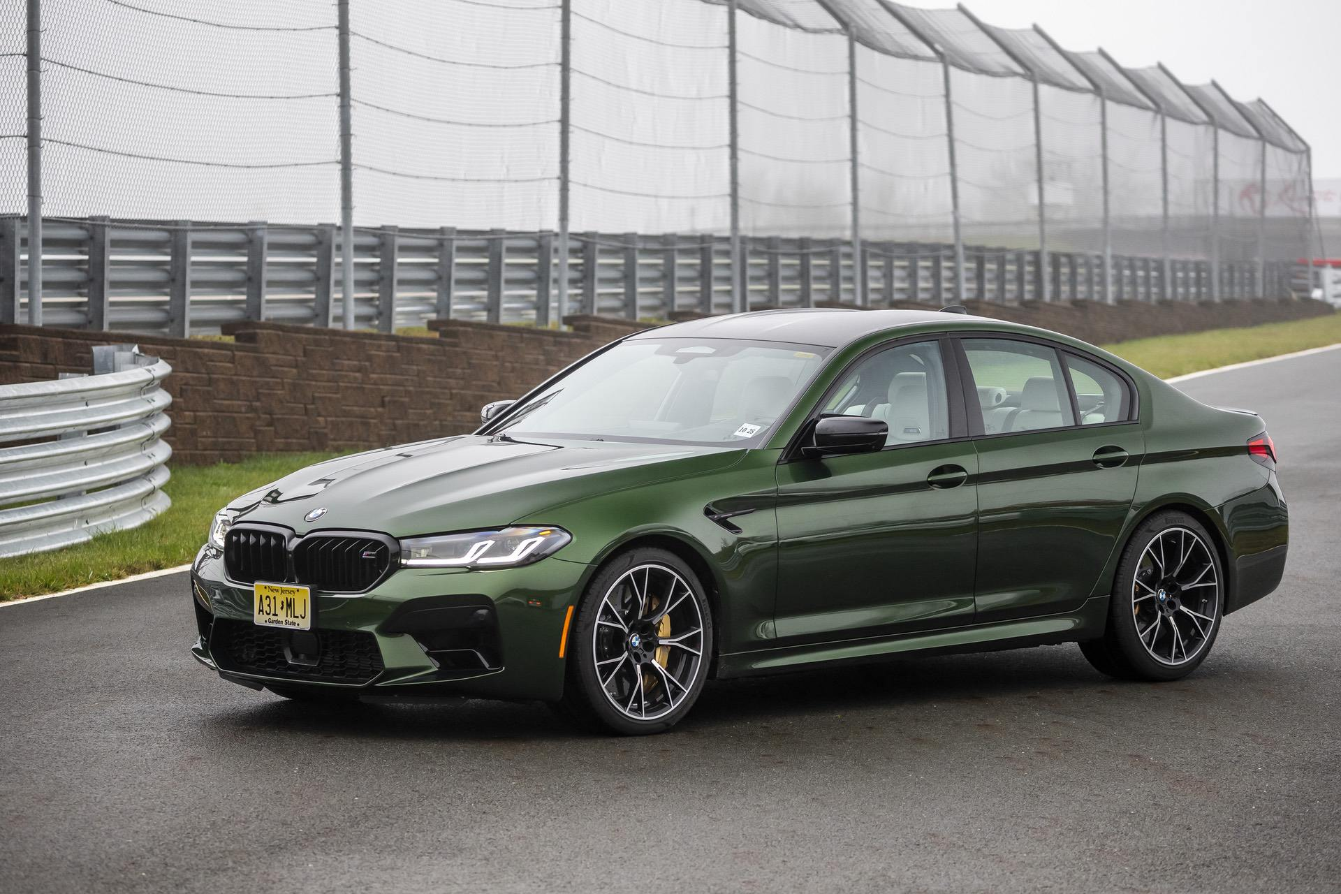 Video: BMW M5 Competition review goes over all aspects of refreshed model