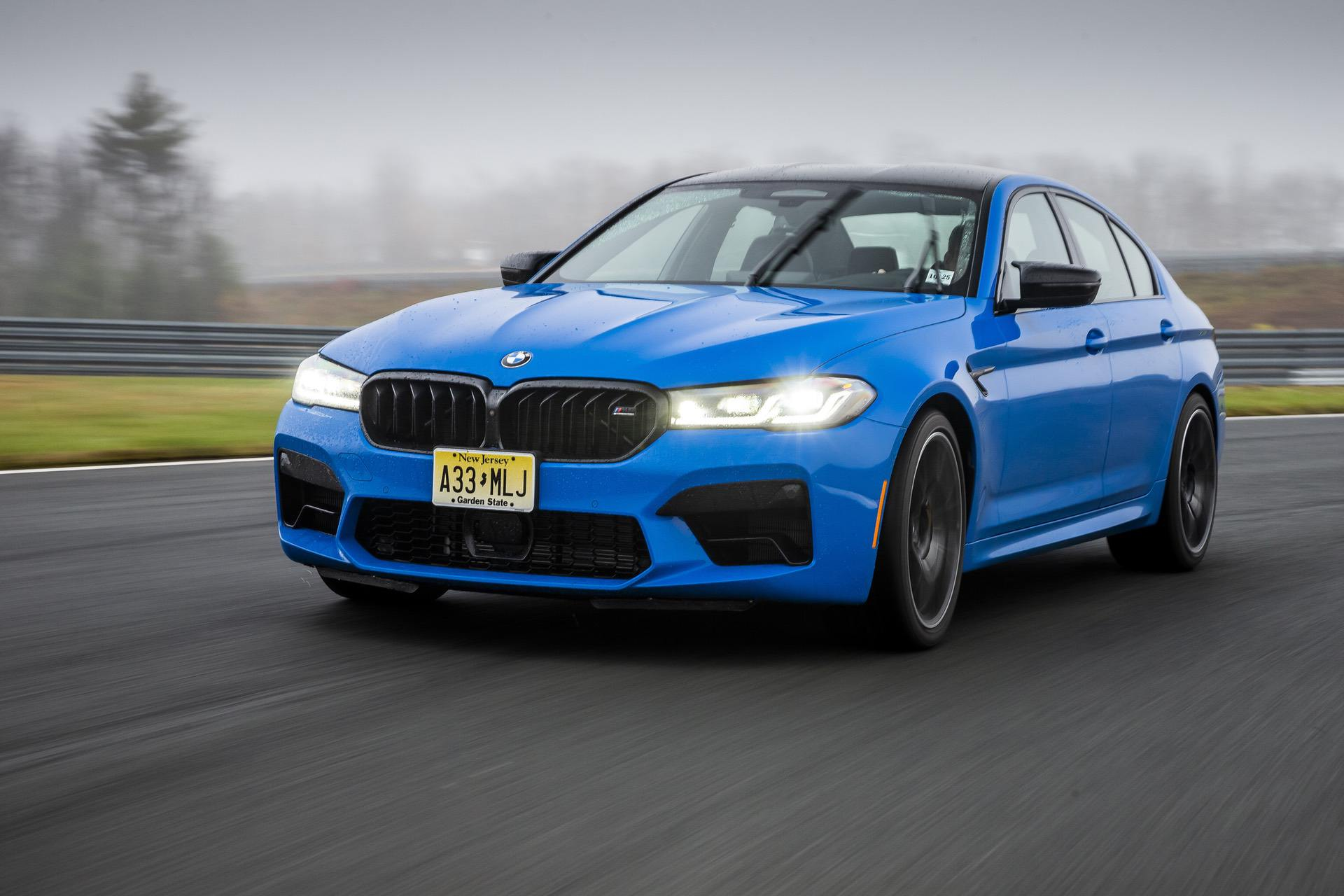 Video: 1,000 HP BMW M5 does 100-200 km/h in 4.28 seconds