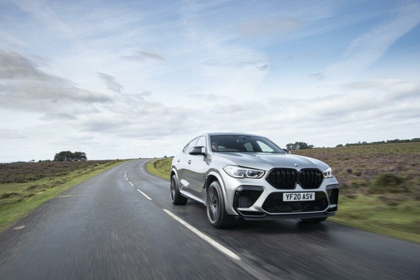 2021 bmw x6m Donington Grey metallic 06 830x553