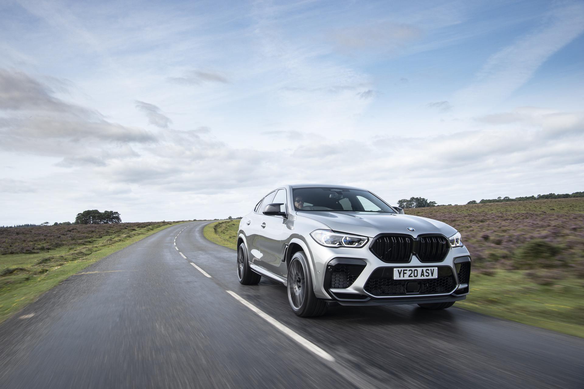 2021 bmw x6m Donington Grey metallic 06