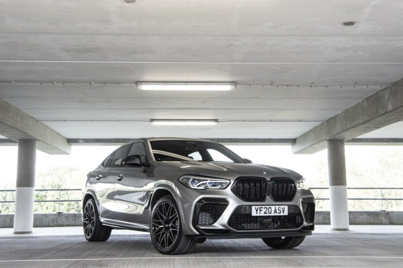 2021 bmw x6m Donington Grey metallic 11 830x553