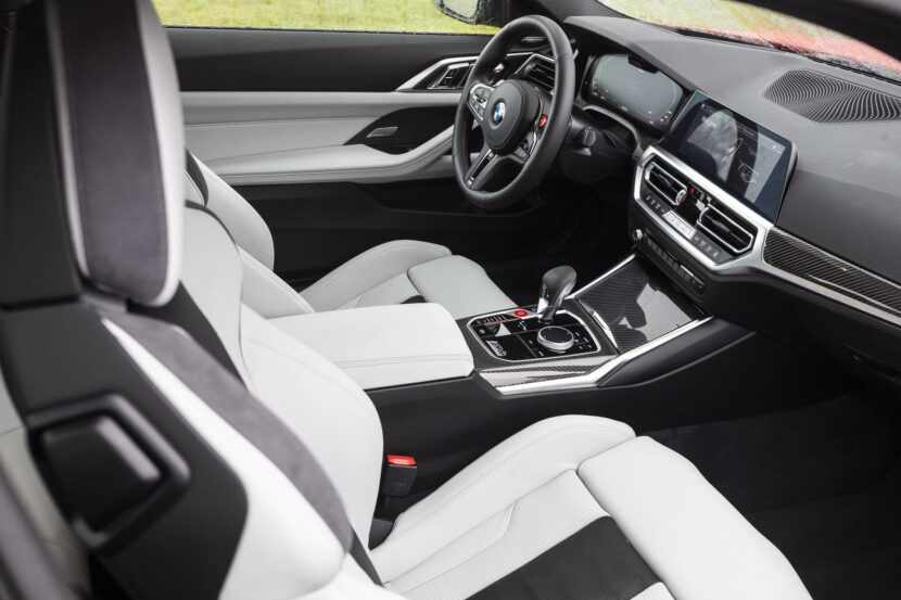 2021 BMW M4 Competition Silverstone Merino leather  02 830x553