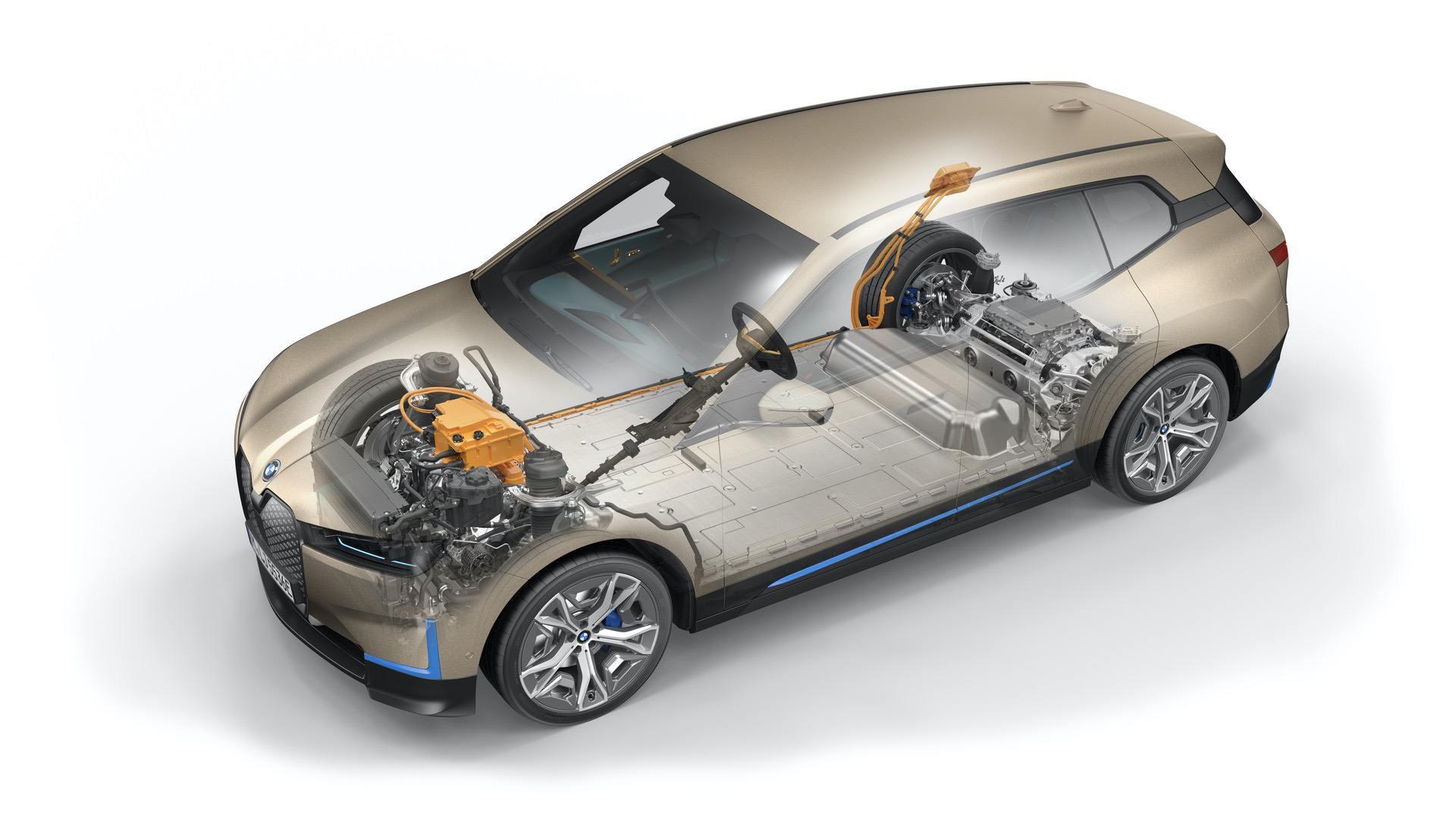 2022 bmw ix drivetrain battery 04