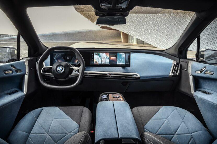 2022 bmw ix interior 08 830x553