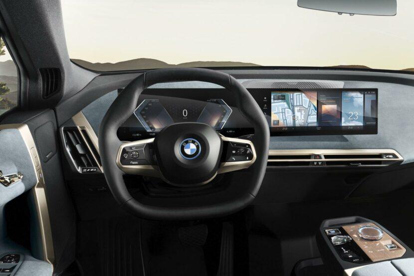 2022 bmw ix interior 10 830x553