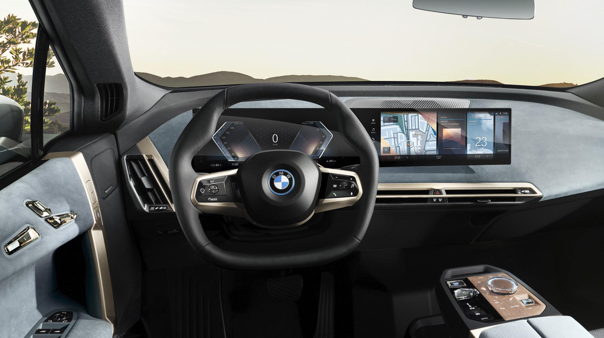 2022 bmw ix interior 10