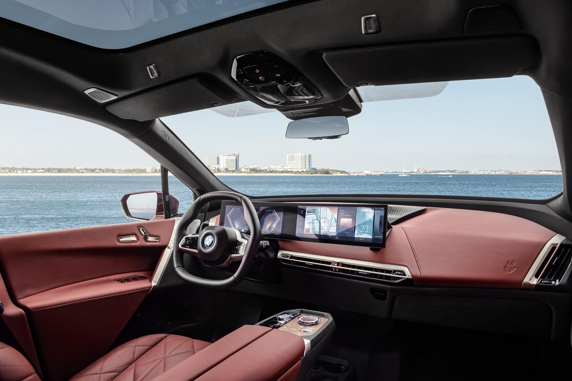 2022 bmw ix interior 19