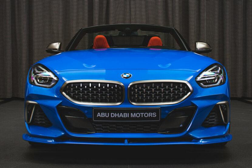 AC Schnitzer BMW Z4 M40i 1 830x553