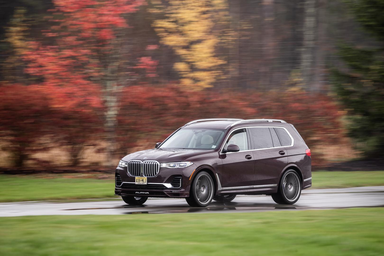 Autocar Reviews the ALPINA XB7 — Worth the Premium Over a BMW X7 M50i?