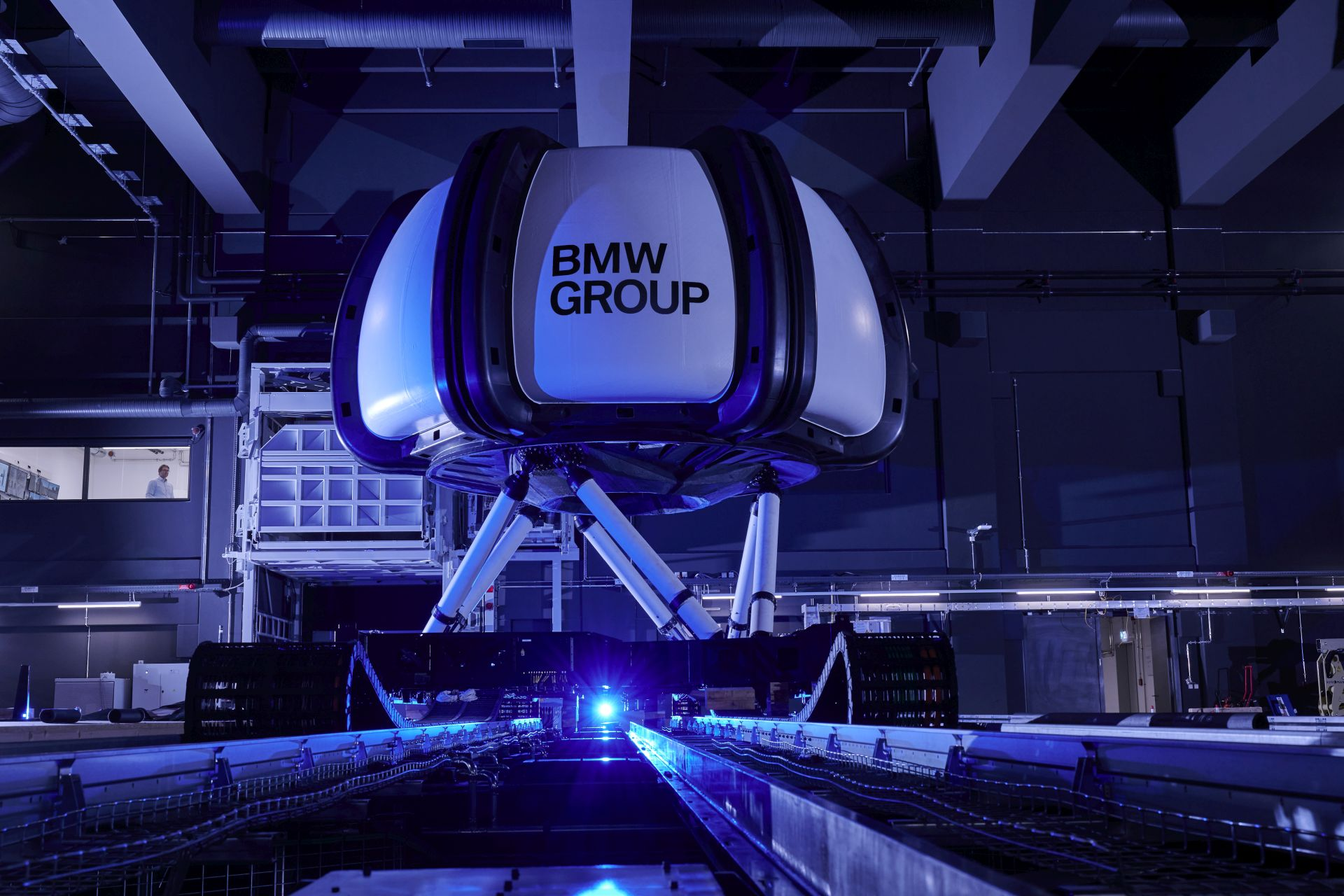 BMW Driving Simulator Center 13