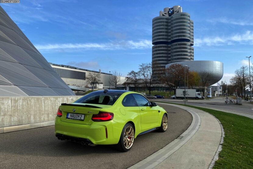 BMW M2 CS Birch Green Individual F87 LCI Steffen Krebs 16 830x553