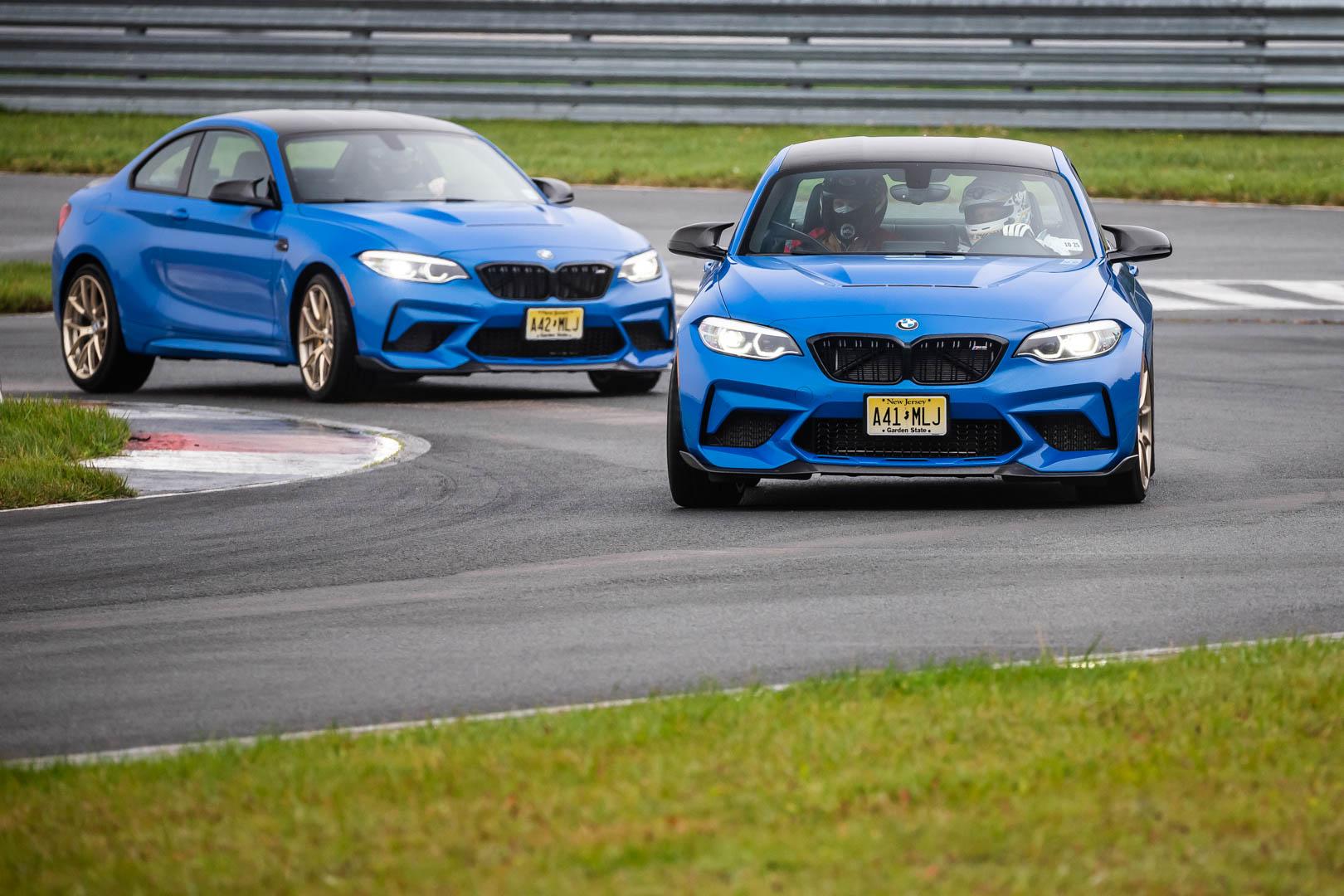BMW M2 CS Test Fest 32
