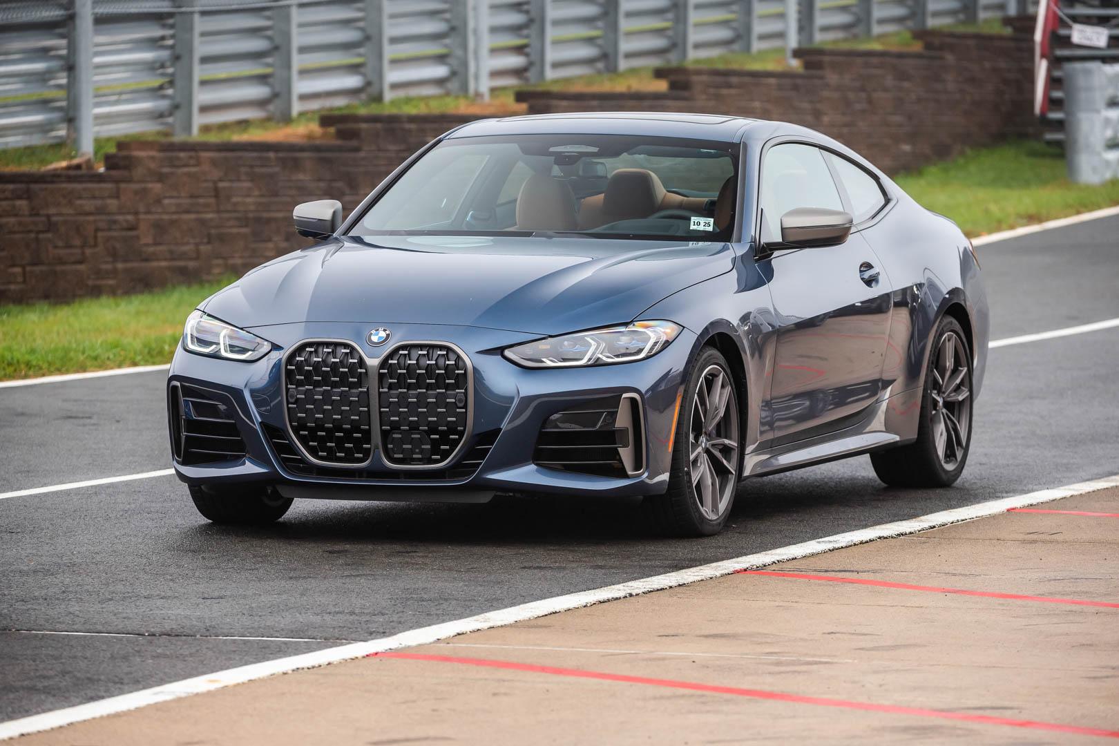 BMW M440i против Toyota Supra против Mercedes-AMG A45 S — тест Top Gear