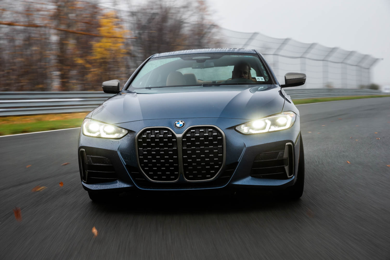 Video: Joe Achilles checks out the Driving Assistant on the BMW M440i