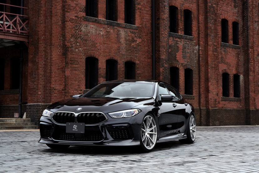 BMW M8 Gran Coupe 3D Design 1 of 8 830x553
