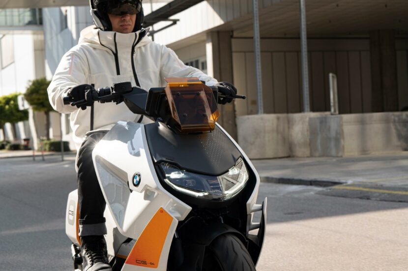 BMW Motorrad Definition CE 04 35 830x553