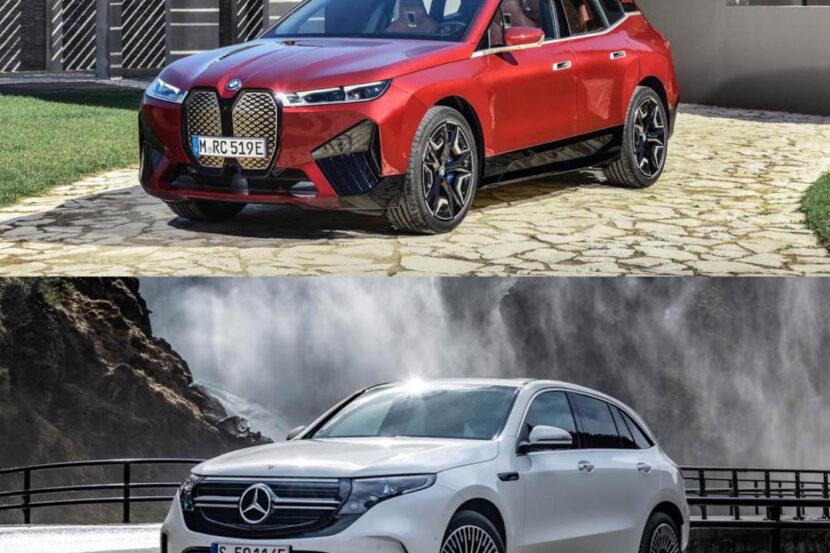 BMW X vs Mercedes Benz EQC 5 830x553