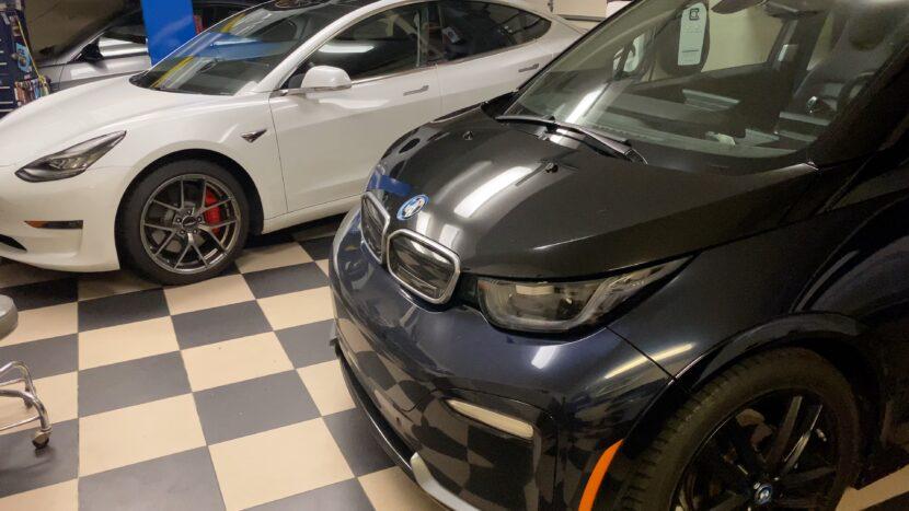 BMW i3 Tesla Model 3 830x467