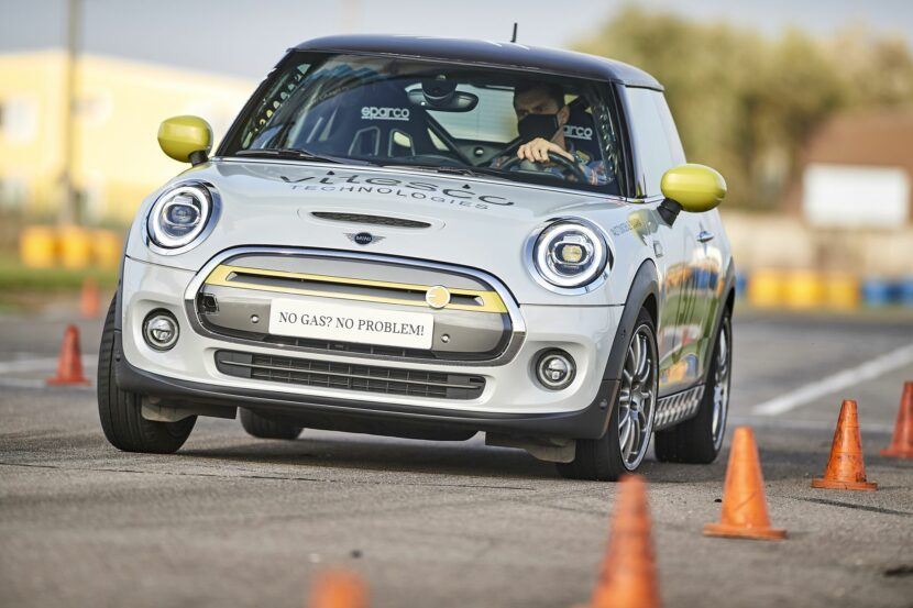 MINI Electric Racing Car 21 830x553