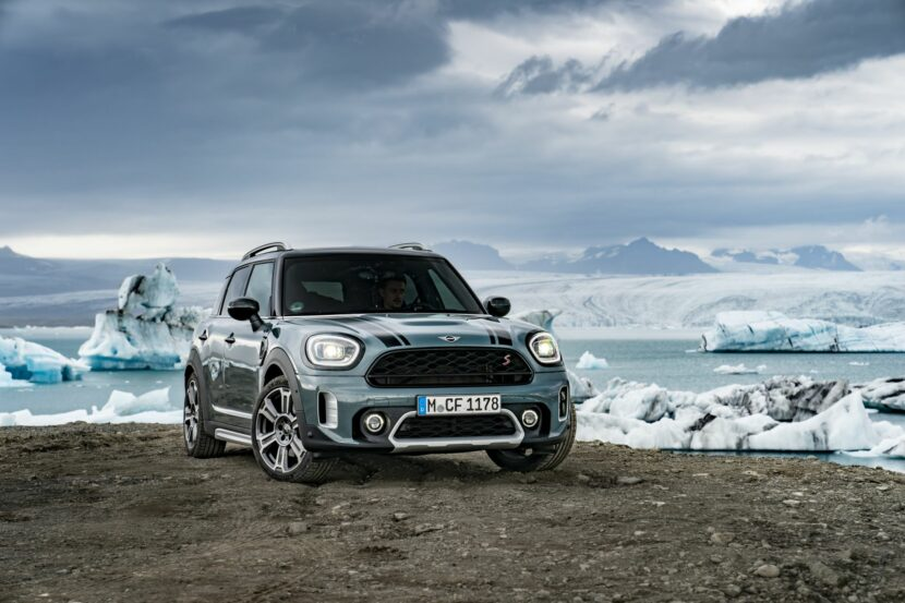 Mini Countryman Iceland 4 830x553