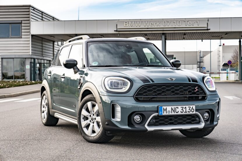 Upcoming electric MINI Crossover will be built at Leipzig Plant