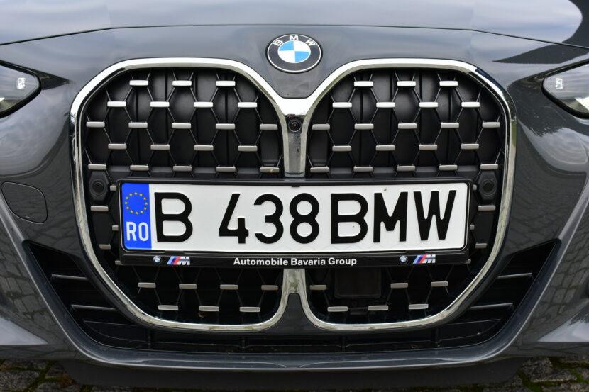 TEST DRIVE 2021 BMW 420d xDrive Coupe G22 37 830x553