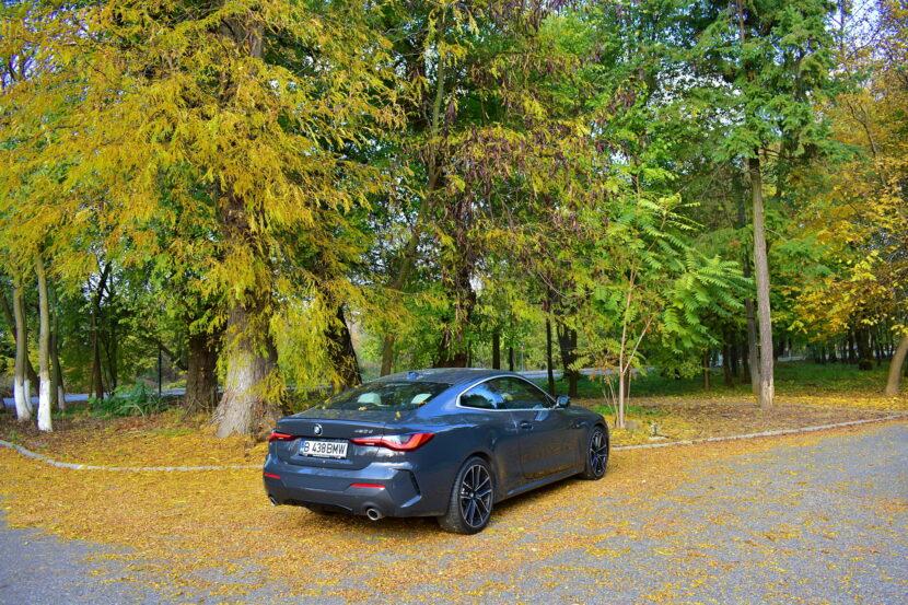 TEST DRIVE 2021 BMW 420d xDrive Coupe G22 39 830x553