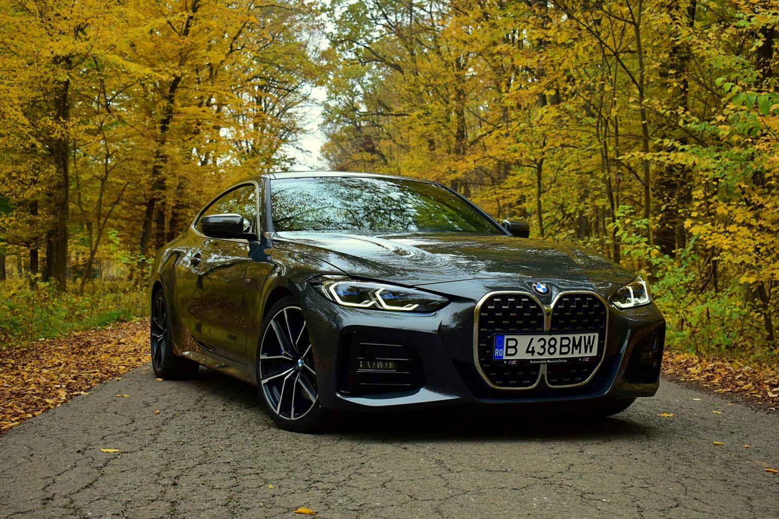 TEST DRIVE 2021 BMW 420d xDrive Coupe G22 56 1536x1024