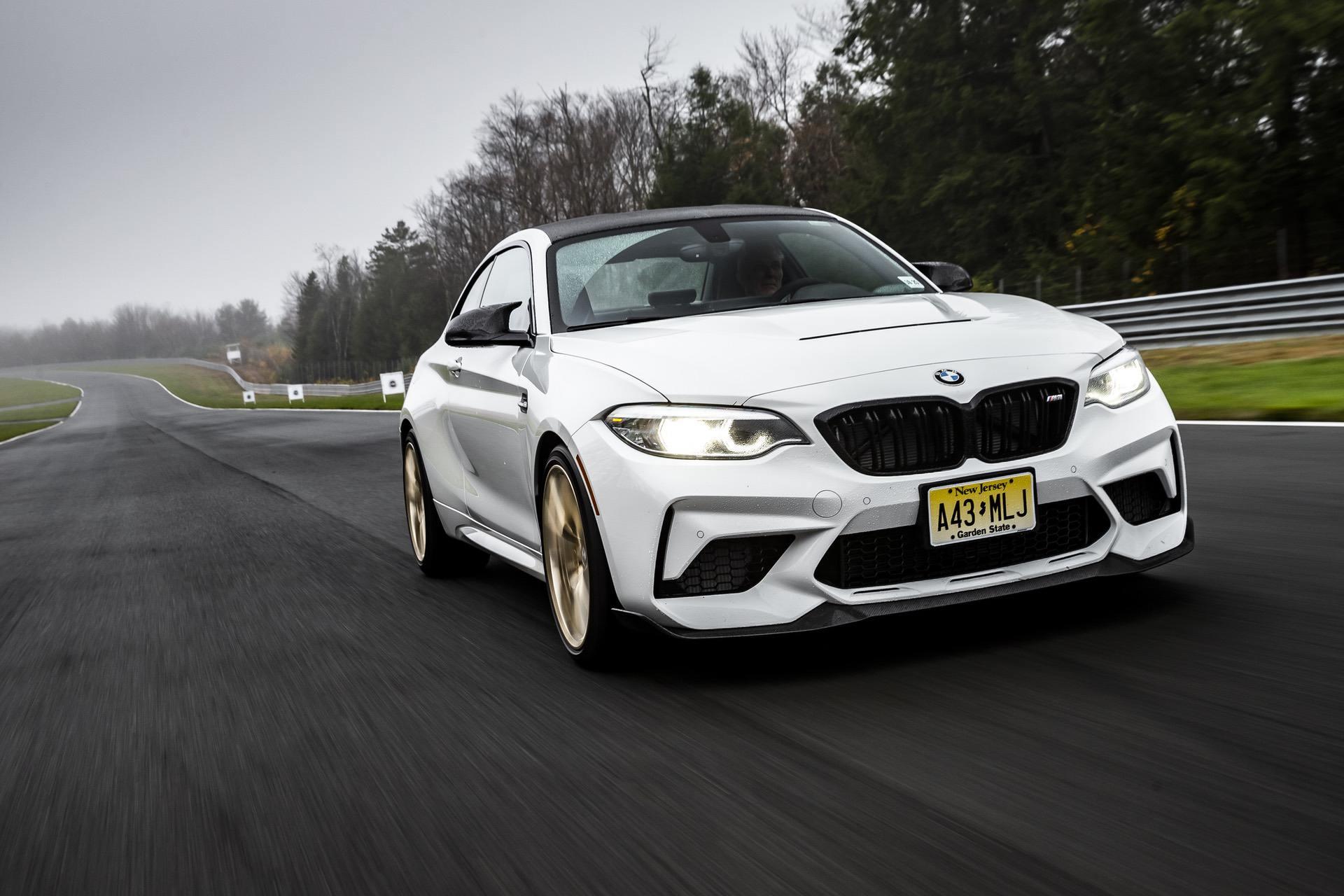 BMW M превосходит Mercedes-AMG в 2020 году