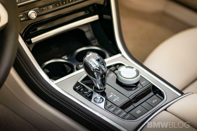 2020 BMW M850i Convertible atlantis blue16