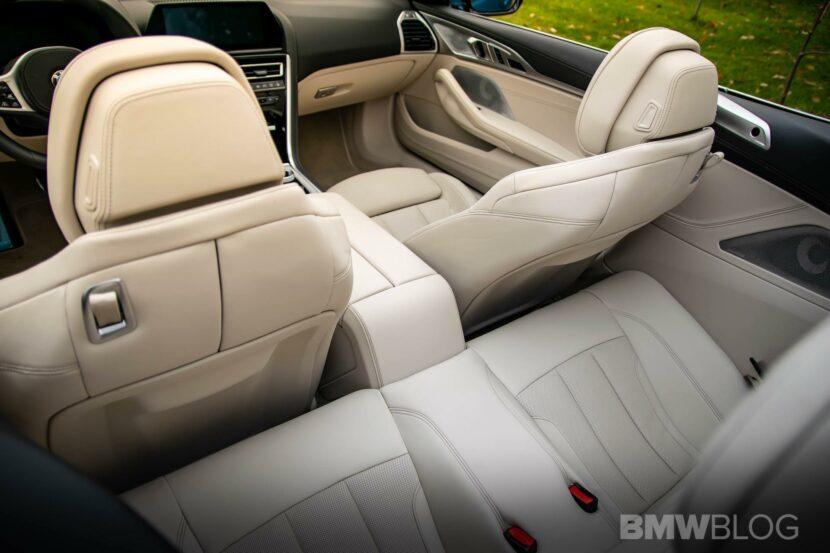 2020 BMW M850i Convertible atlantis blue29